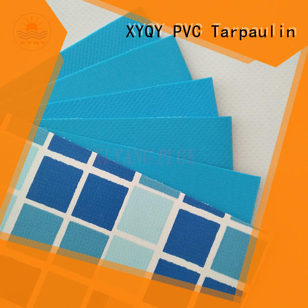XYQY backing swimming pool base material manufacturers for swimming pool
