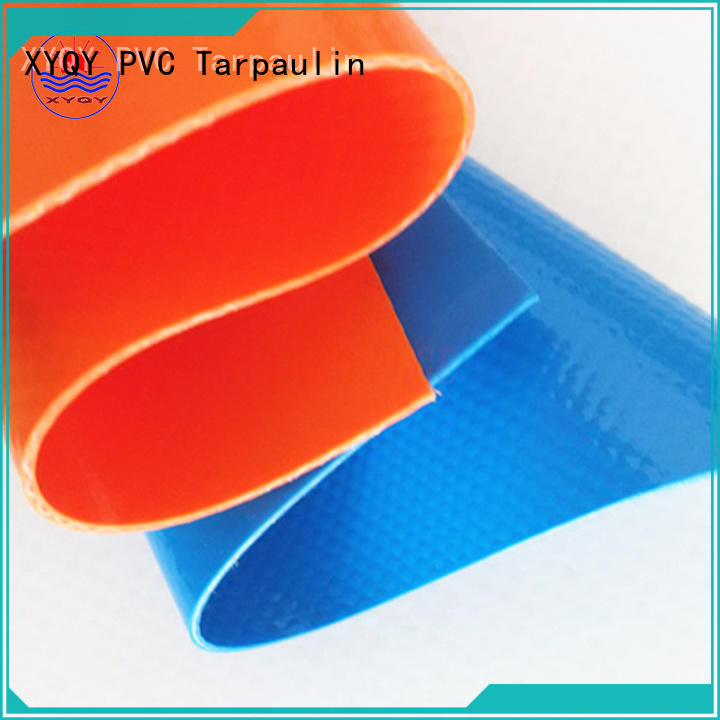 Custom in ground pool winter safety cover durable for inflatable pools.