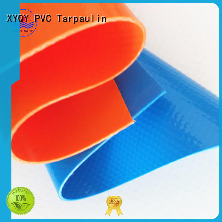 XYQY durable black polyester fabric factory for inflatable pools.