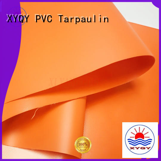 XYQY pvc pvc fabric inflatable Supply for sport