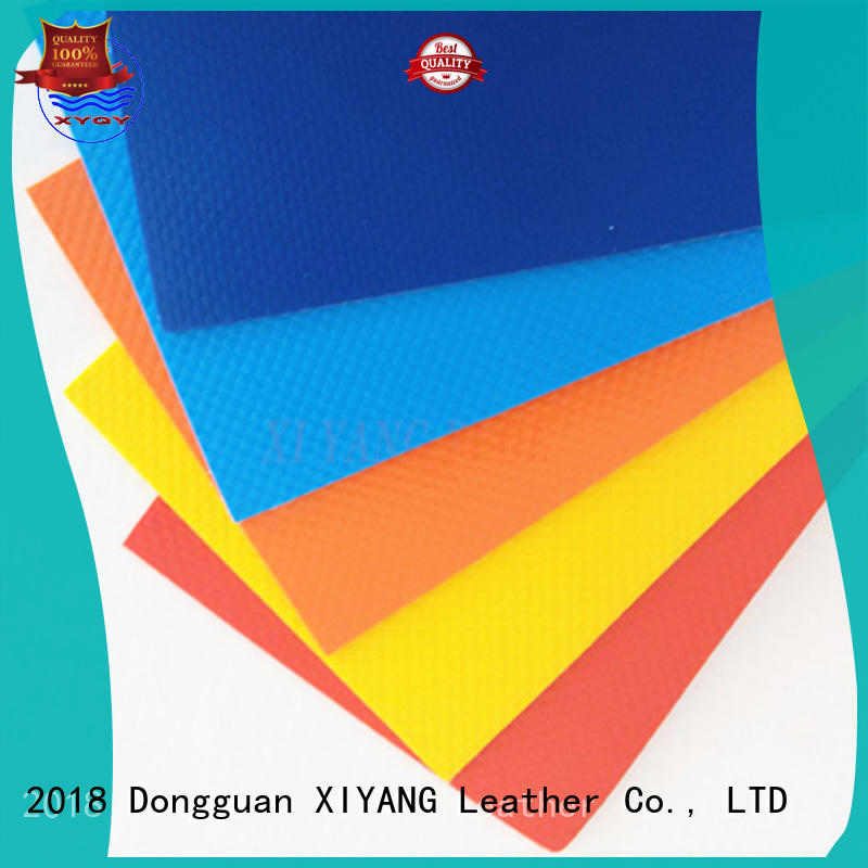 XYQY online pvc coated polyester fabric company for pools