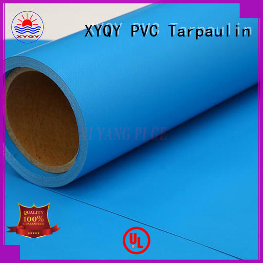 XYQY coated tent tarpaulin with good quality and pretty competitive price for carport