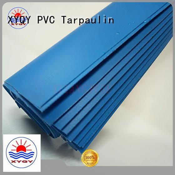 truck polyester vinyl fabric truck tarpaulin XYQY