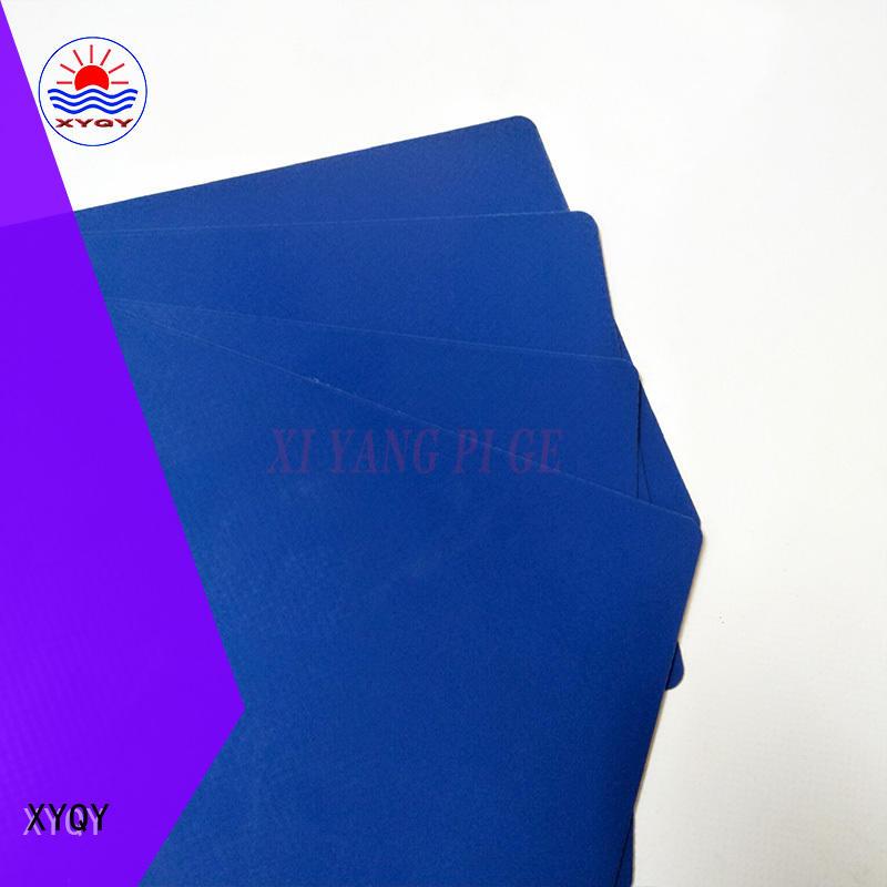 Custom pvc coated tarpaulin fabric door for rolling door