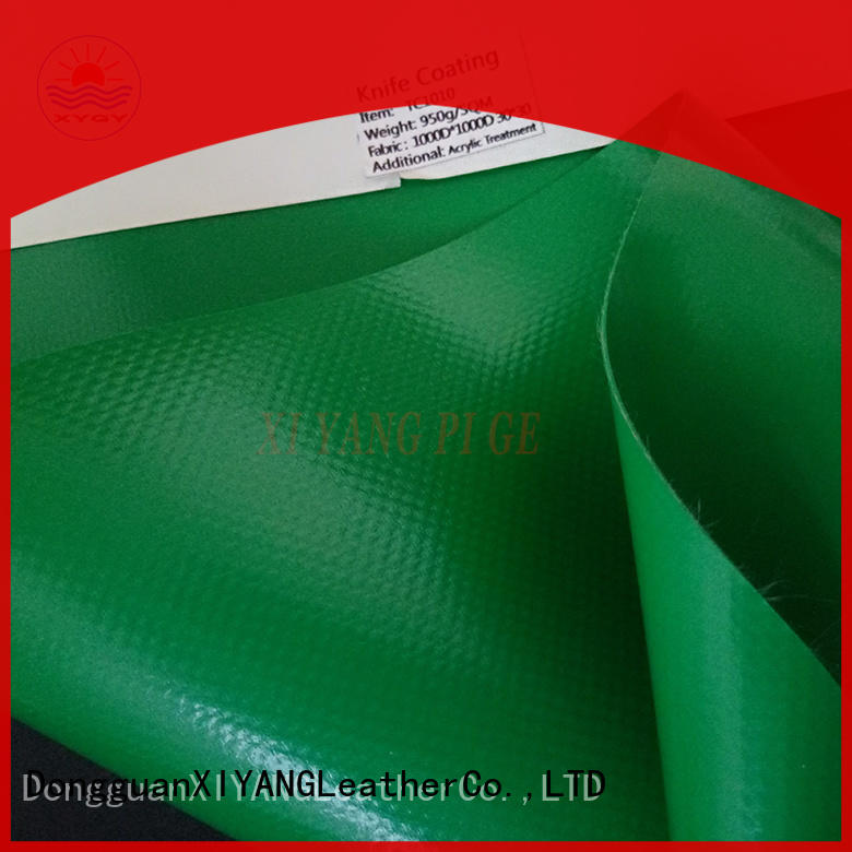 XYQY carport teflon coated polyester fabric Suppliers for Exhibition buildings ETC
