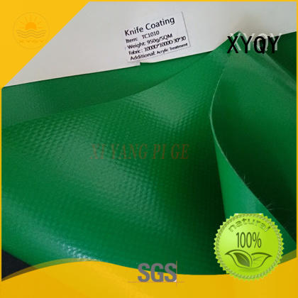 XYQY structure fabric architecture with good quality and pretty competitive price for inflatable membrance