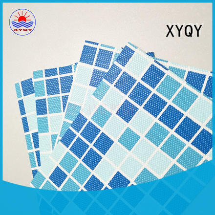 XYQY backing 15 foot above ground pool liner Suppliers for swimming pool backing