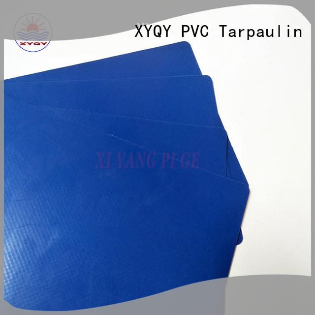 XYQY Wholesale pvc tarpaulin fabric factory for rolling door