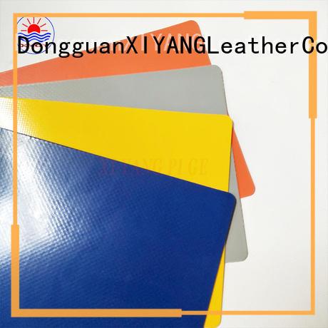 XYQY Top Tarpaulin Fabric for Rolling Door company for rolling door