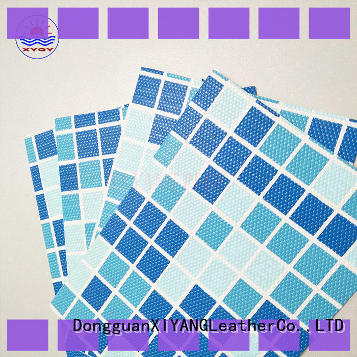 UV Resistant vinyl pool liners for inground pools fabric Supply for child