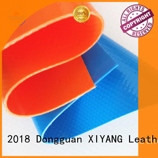 XYQY non-toxic environmental inflatable fabric with tensile strength for outside
