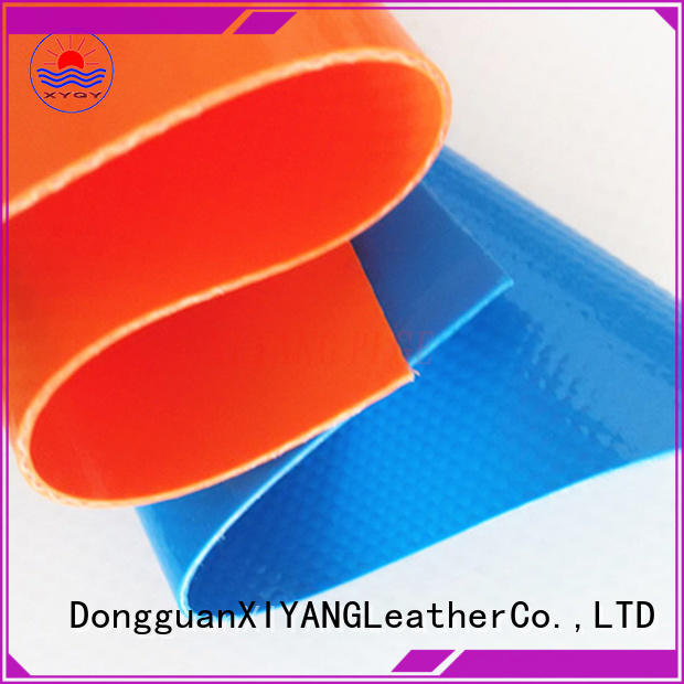 fire retardent inflatable pvc material waterproof manufacturers for sport