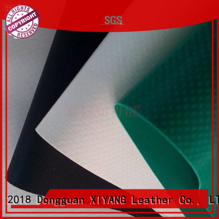 XYQY environmentally friendly tensile fabric architecture tarpaulin for Exhibition buildings ETC