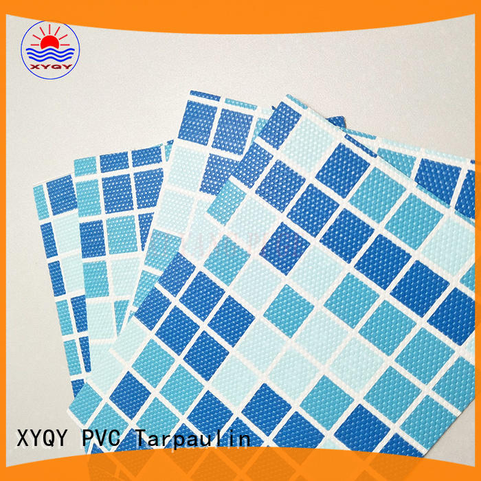 XYQY Best 27 ft beaded pool liners Supply for swimming pool backing