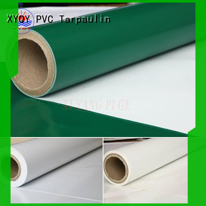 environmentally friendly architecture cloth tarpaulin factory for inflatable membrance