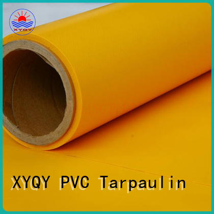 XYQY polyester cargo tarps for flatbed trailers Supply for truck container