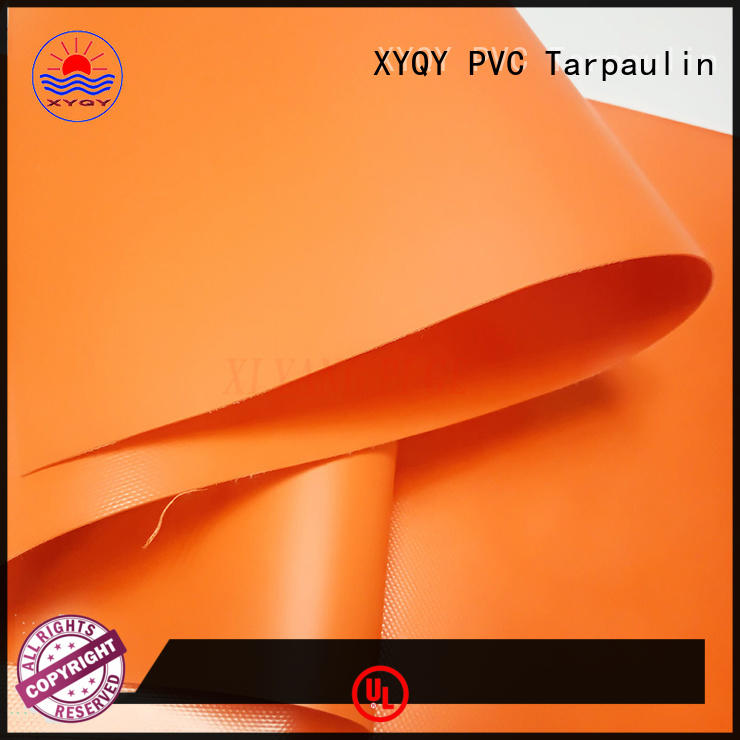 fire retardent pvc inflatable waterproof with high tearing for bladder