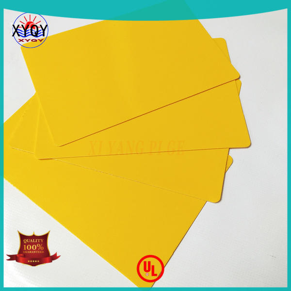 rolling door tarpaulin fabric waterproof coated Warranty XYQY