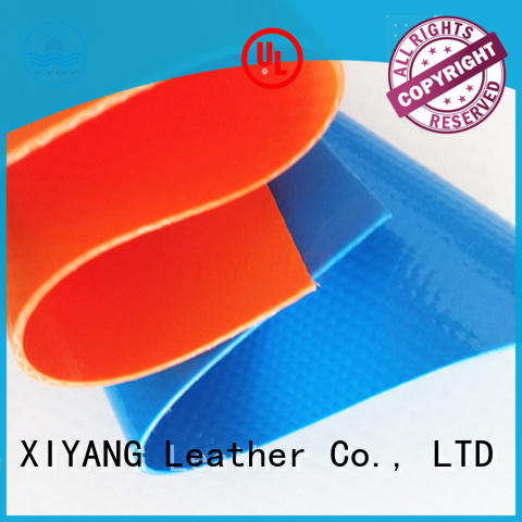 XYQY Brand coated rowing cover inflatable boat fabric tarpaulin