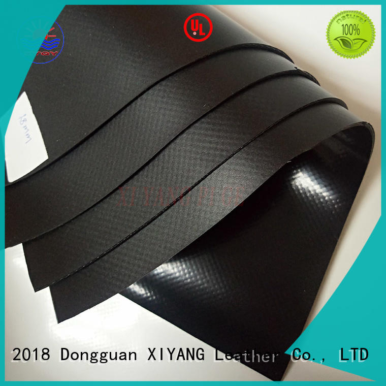 XYQY non-toxic environmental waterproof tarpaulin with good quality and pretty competitive price for industrial use