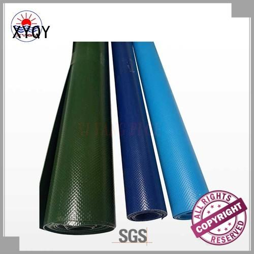 waterproof tarpaulin coated for outside XYQY