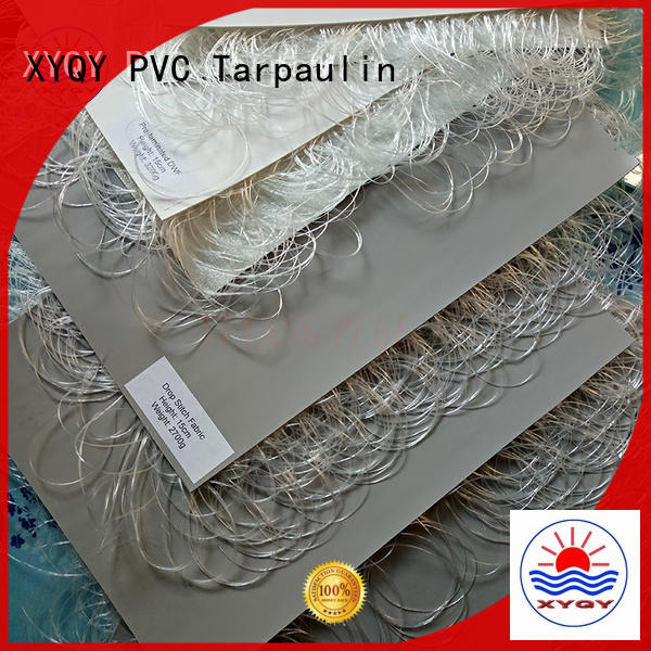 XYQY tarpaulin pvc coated fabric with good quality and pretty competitive price for lifting cushions