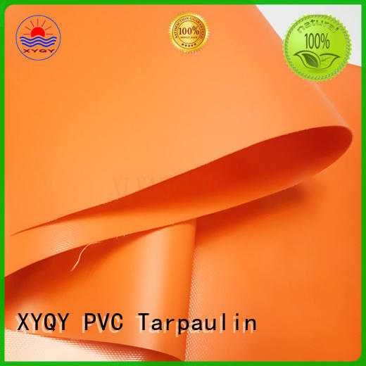 house tarpaulin pvc fabric for inflatable boat XYQY Brand