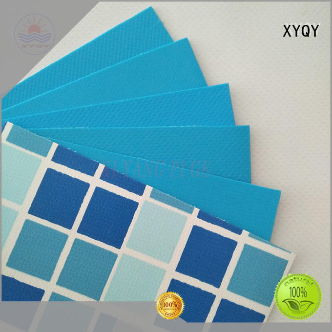 XYQY Wholesale swimming pool liner fabric company for swimming pool backing