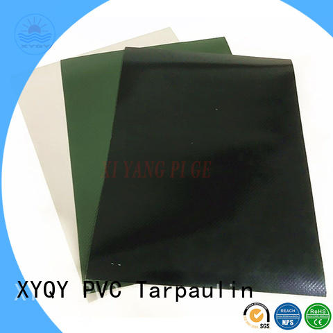 XYQY New pvc tarpaulin Supply for outside