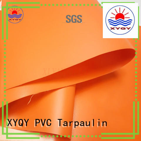 coated tarpaulin house pvc fabric for inflatable boat XYQY Brand