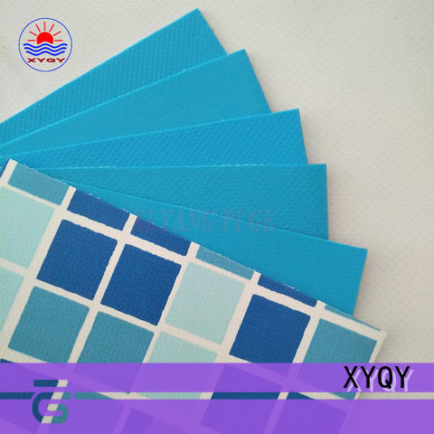 XYQY backing 27 x 52 above ground pool liner company for child