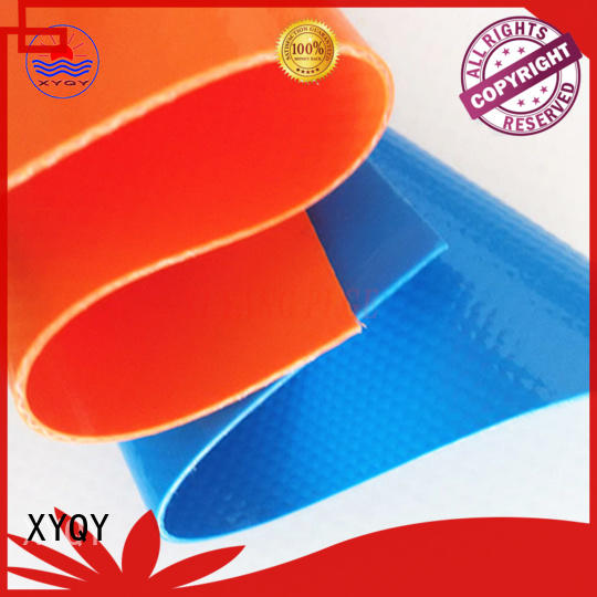 XYQY fire retardent inflatable fabric with high tearing for sport