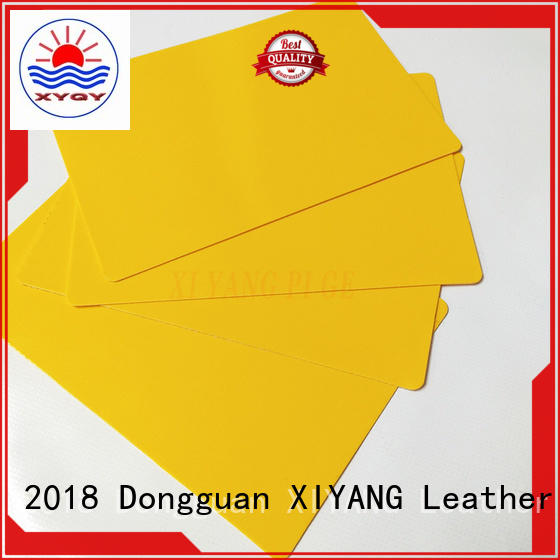XYQY tensile tarpaulin fabric suppliers with good quality and pretty competitive price for rolling door