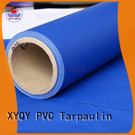 XYQY tarpaulin canvas tarpaulin fabric factory for awning