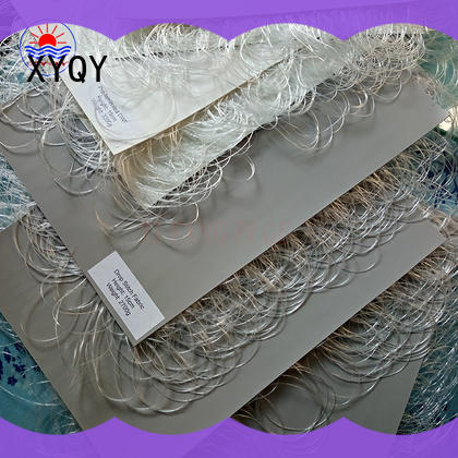 XYQY New pvc coated fabric for business for boat flooring