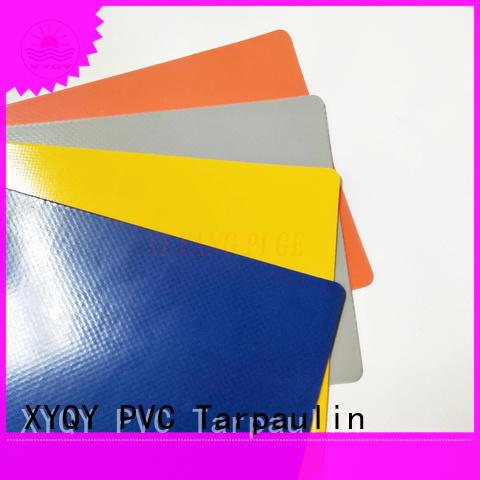 XYQY tarpaulin Tarpaulin Fabric for Rolling Door Supply for outdoor