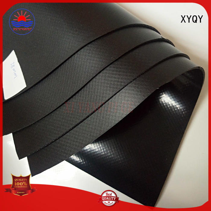 fabric waterproof pvc fabric with good quality and pretty competitive price for industrial use XYQY