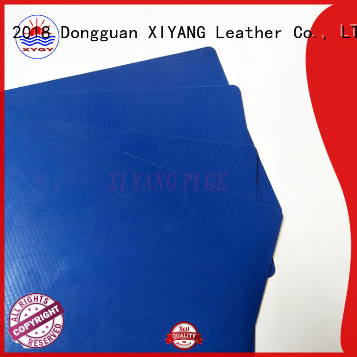 side strength coated XYQY Brand fabric roll up doors supplier
