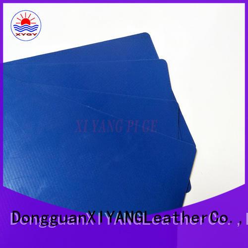 XYQY Wholesale Tarpaulin Fabric for Rolling Door for rolling door