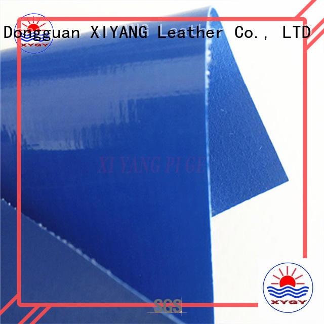 Custom pvc coated pvc coated fabric price XYQY tarp