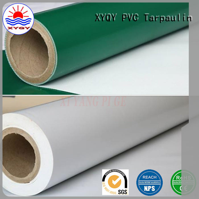 XYQY tension pvc tensile fabric for business for inflatable membrance