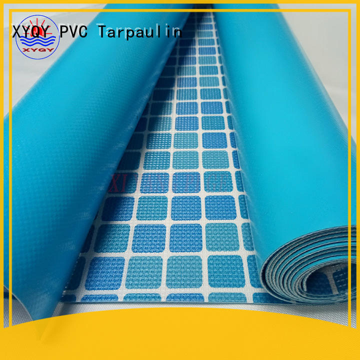 XYQY with good quality and pretty competitive price 24 ft round beaded pool liner factory for men