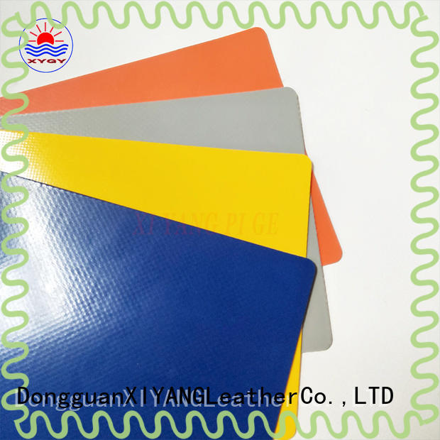 XYQY high quality pvc coated tarpaulin fabric suppliers manufacturers for rolling door