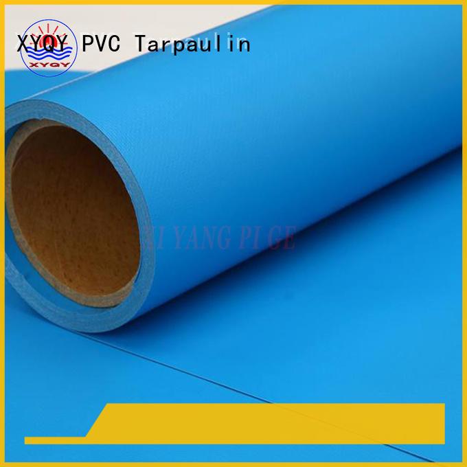XYQY tarpaulin waterproof tarpaulin fabric for awning