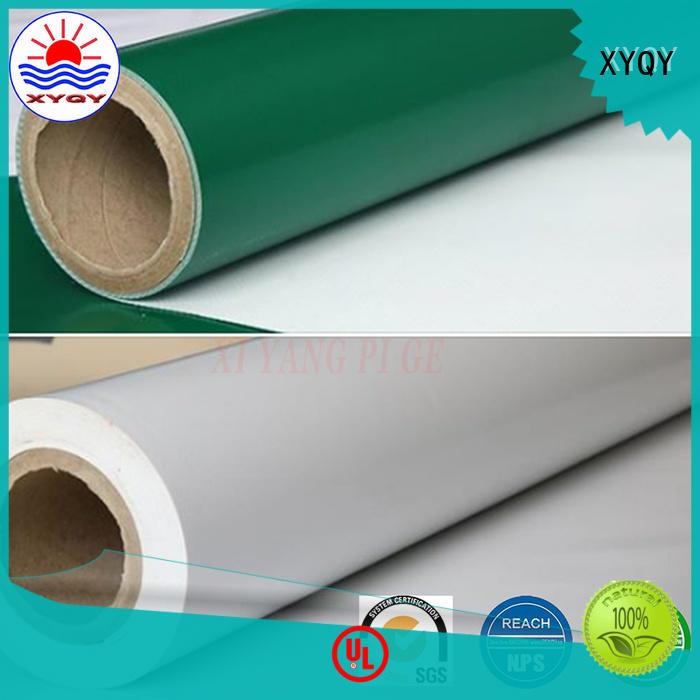 tarpaulin fabric manufacturers structure XYQY Brand heavy duty pvc tarpaulin