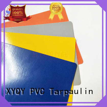 XYQY pvc tarpaulin fabric with good quality and pretty competitive price for rolling door
