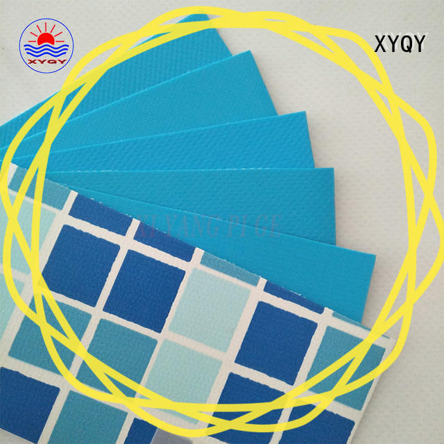 XYQY coating adhesion liner inground pool prices for business for child