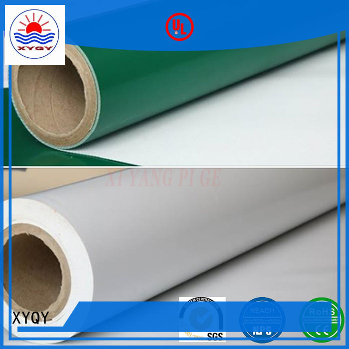 XYQY high quality pvc tarpaulin with good quality and pretty competitive price for Exhibition buildings ETC