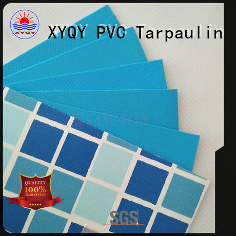 XYQY pvc clear pvc fabric company for child