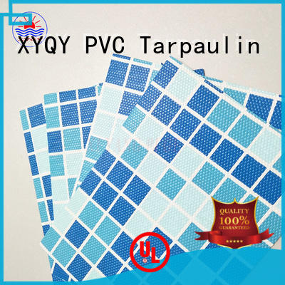 XYQY High-quality waterproof tarpaulin factory for swimming pool backing